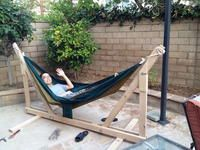 28 DIY Outdoor Projects You'll Adore | DIYIdeaCenter.com