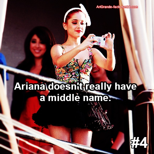1000 images about ariana grande facts on pinterest