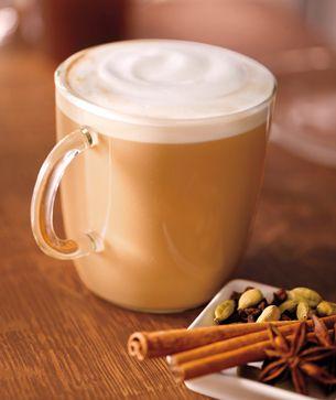 Chai Tea Latte.. zeer zeker het proberen waard!