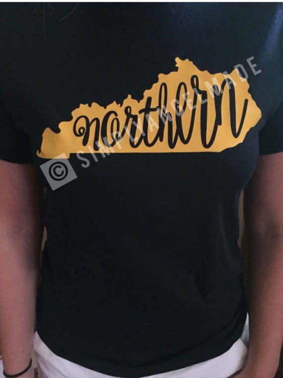 Northern Kentucky University NKU T-Shirt by SimplyAngelMade