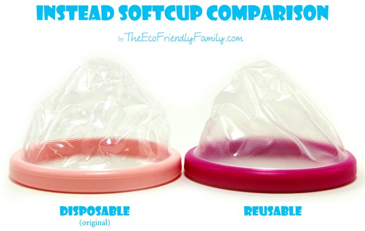 Cups are eco-friendly, convenient, comfortable, and above all else menstrual cups are safe. The Softcup is available at most department & grocery stores.