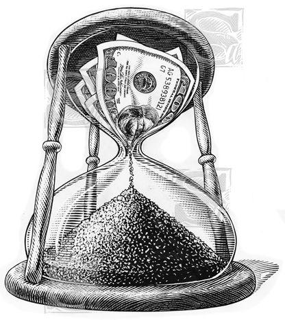 Money Stacks Duffle Jpeg Tattoo