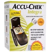 Accu-Chek Integra by Roche Pharma