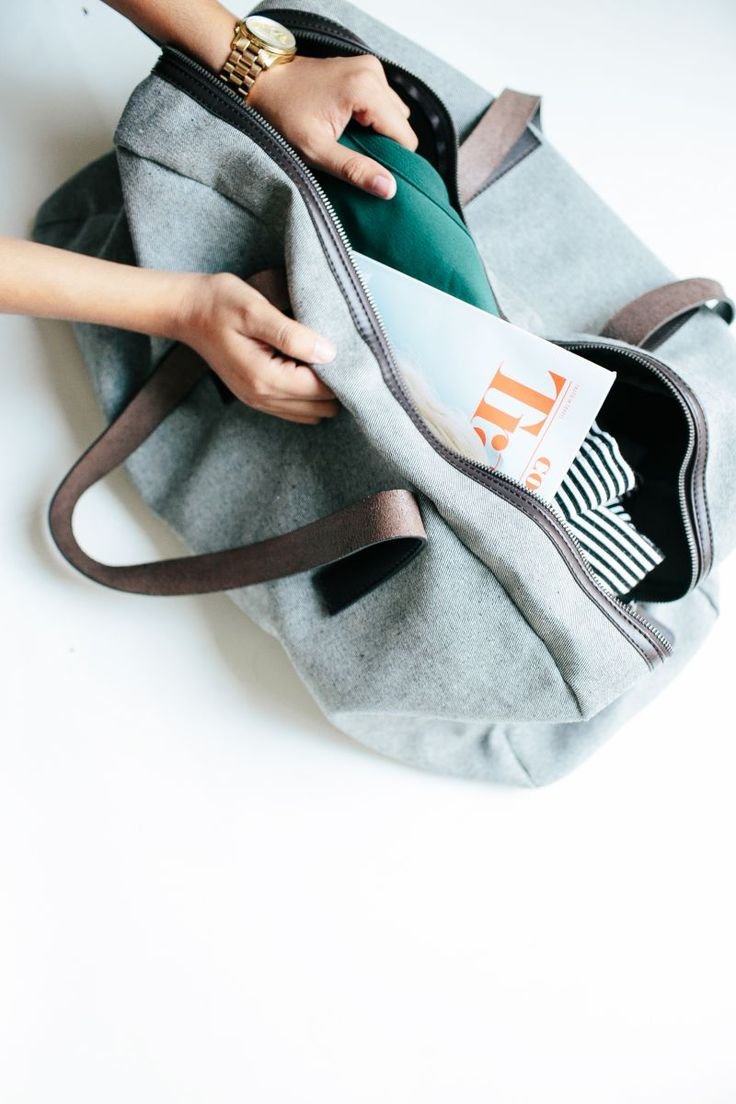 5 Best Weekender Bags Under $150 | The Everygirl