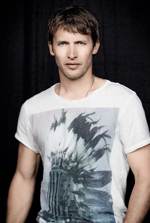 30° Degrés Magazine - Article: James Blunt