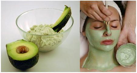 Rasparivayuschie las máscaras para la cara del adolescente