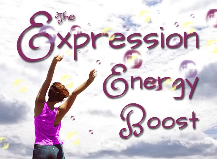You can recharge your business and your life by injecting self-expression...Give yourself this gift