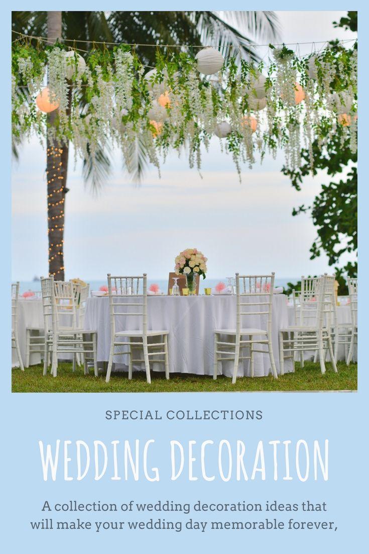 Wedding decoration designs   best Wedding Decoration images on Pinterest