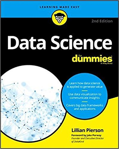 Are you an IT professional looking to get started with data science? This book is the perfect introduction for you if you are interested in applying data science to business cases. This is an affiliate link