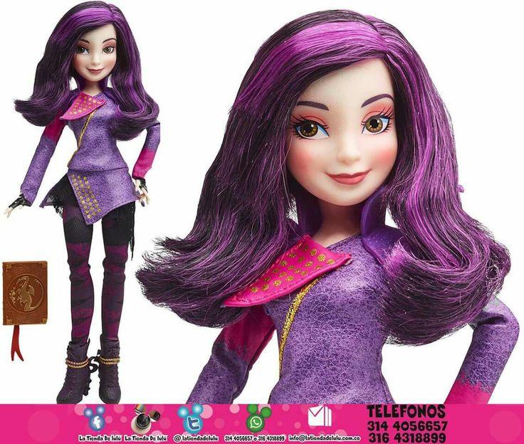 Muñeca Mal, Los Descendientes Disney.
