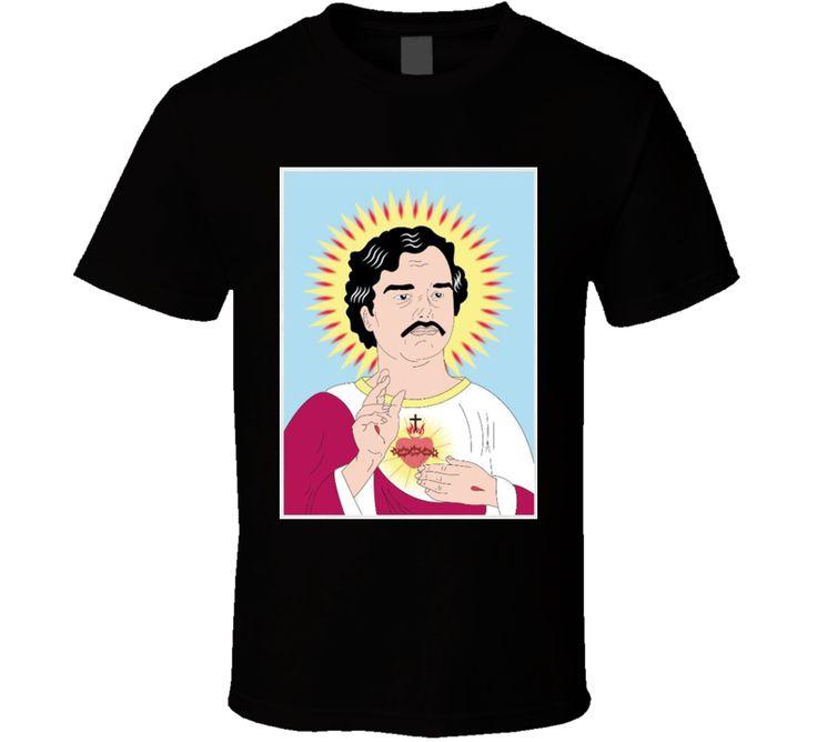Narcos Pablo Escobar Saint Pablo T Shirt