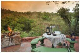 Shikwaru lodge Accommodation Limpopo luxury chalets tented camps bush camp