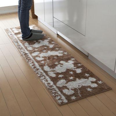 Disney jacquard kitchen mat