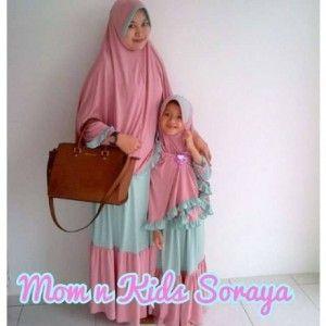 Jual Busana Muslim Baju Gamis Modern dan Jaket Couple