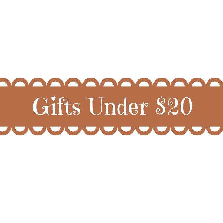 Grace & Lace Gifts Under $20
