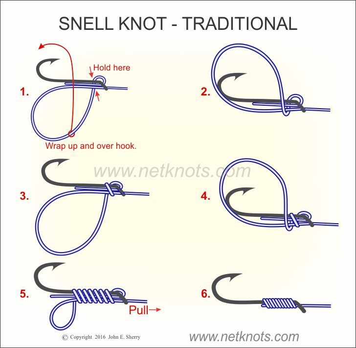 Snell Knot -Traditional