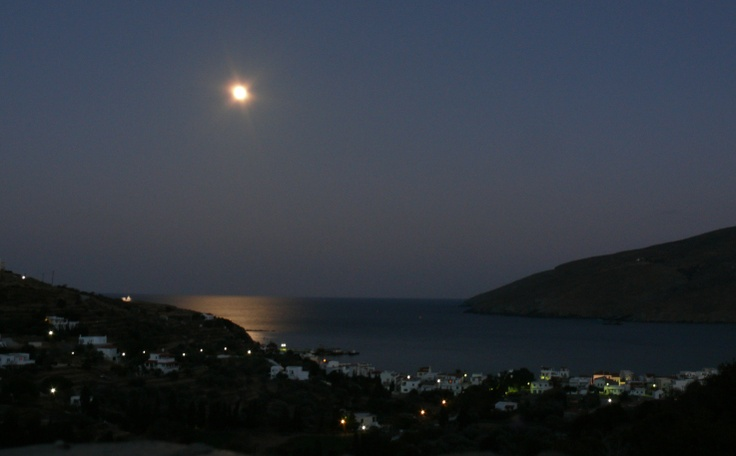 GREECE CHANNEL | Korthi Bay, Andros Island, Cyclades, Greece.