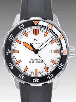IWCスーパーコピー アクアタイマー オートマチック2000 IW356807      商品番号:IW356807