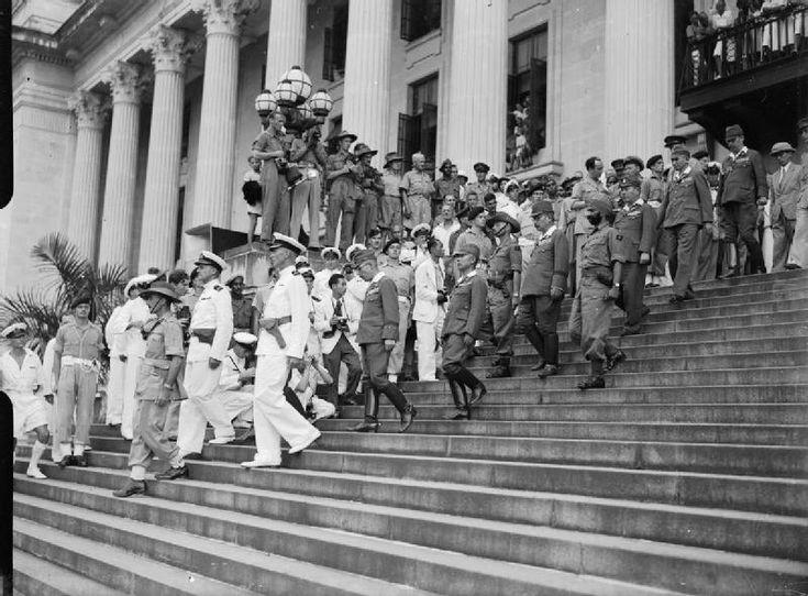 Japanese occupation of Singapore - Wikipedia, the free encyclopedia