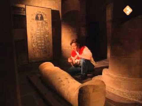 Het Klokhuis: Mummie aflevering 1