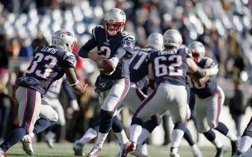 Patriots quarterback Tom Brady addressed the media following the Patriots 35-17 victory against the Miami Dolphins at Gillette Stadium.