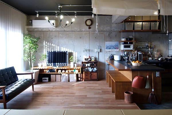 「RIKUBUN」の紹介ページです。リノベーション&デザイン物件の紹介や住宅設計・不動産商品企画・商業プロデュース・飲食店運営等のサービス紹介ならブルースタジオ