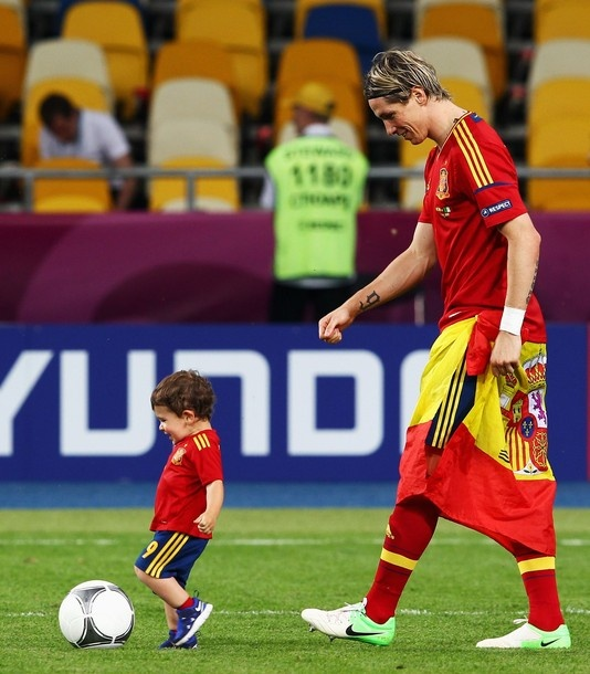 Fernando & Leo Torres. Euro 2012 finals.