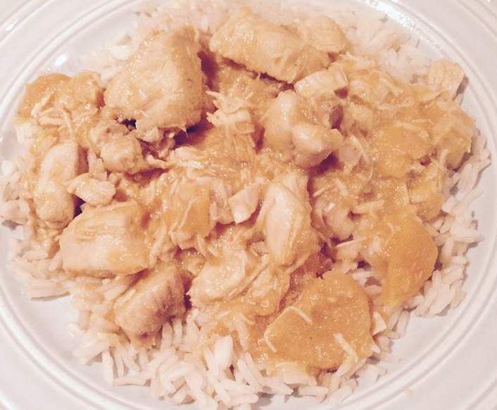 Recipe Apricot Chicken by Alisonsthermie - Recipe of category Main dishes - meat