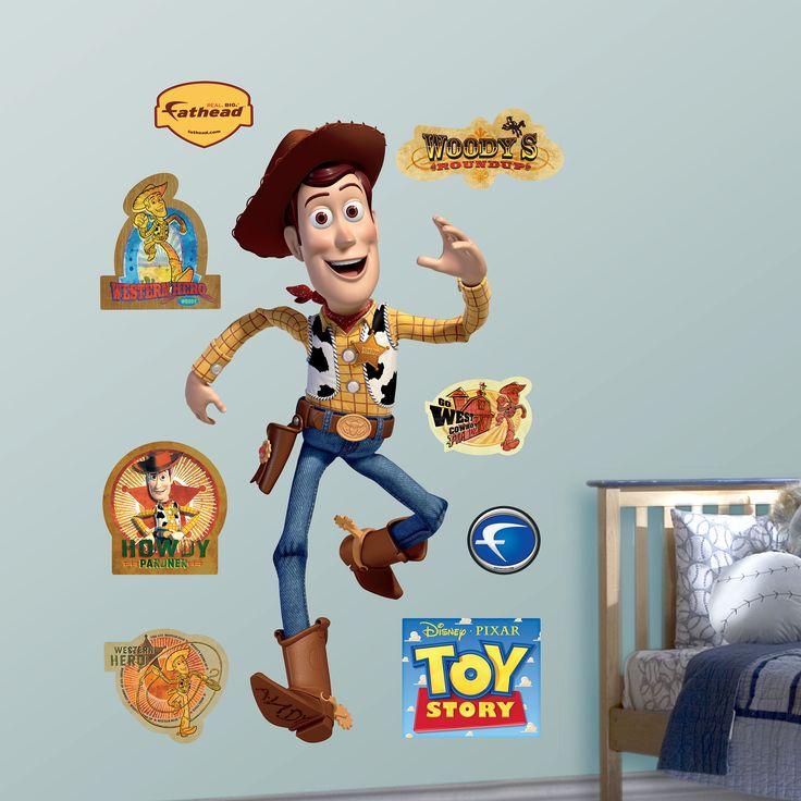 Disney Woody Wall Decal
