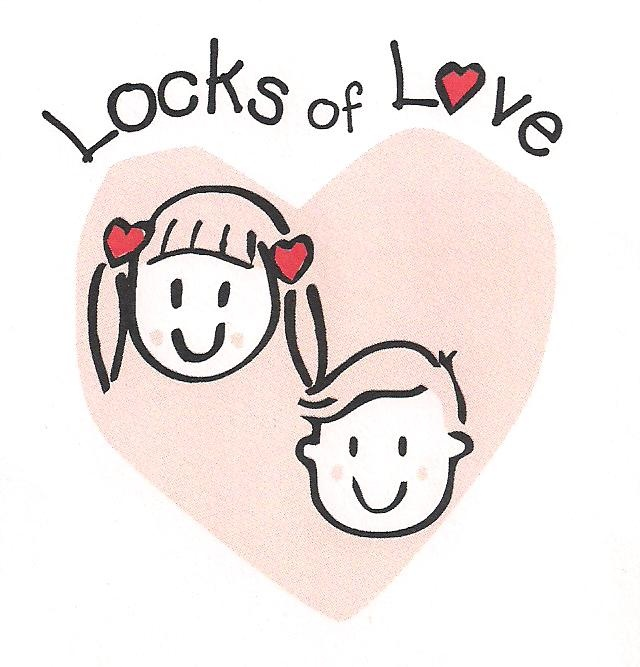 """Locks of Love (My 2008 Donation: 11"""" of Hair & My 2011 Donation: 13"""" of Hair)"""