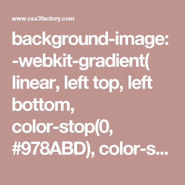 Html table background color fade dress