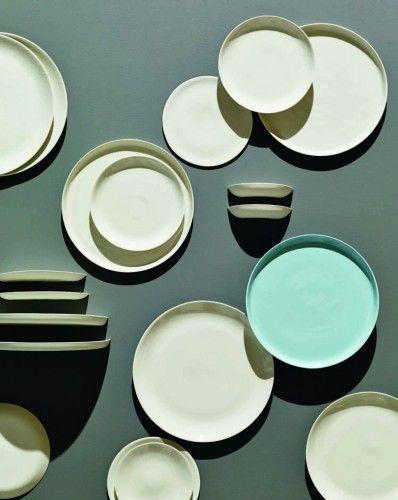 Each Mud Australia porcelain plate is entirely handmade in Sydney Australia from limoges and imperial · Salad PlatesFine DiningSydney ... & 58 best Dinnerware Tableware \u0026 Fine Dining images on Pinterest ...