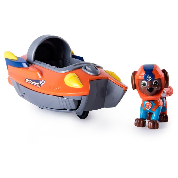 Paw Patrol - Zuma's Transforming Sea Patrol Vehicle