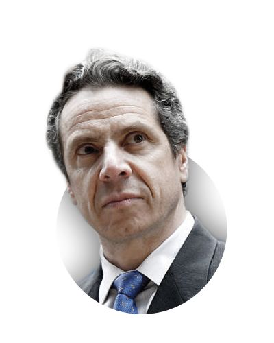 What's behind #Cuomo's love of high-stakes testing? MegaCorps and Tycoons who wanna milk education for profit...