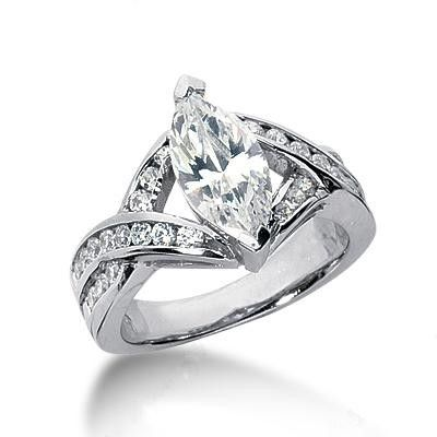 marquise diamond rings on pinterest marquise ring diamond solitaire