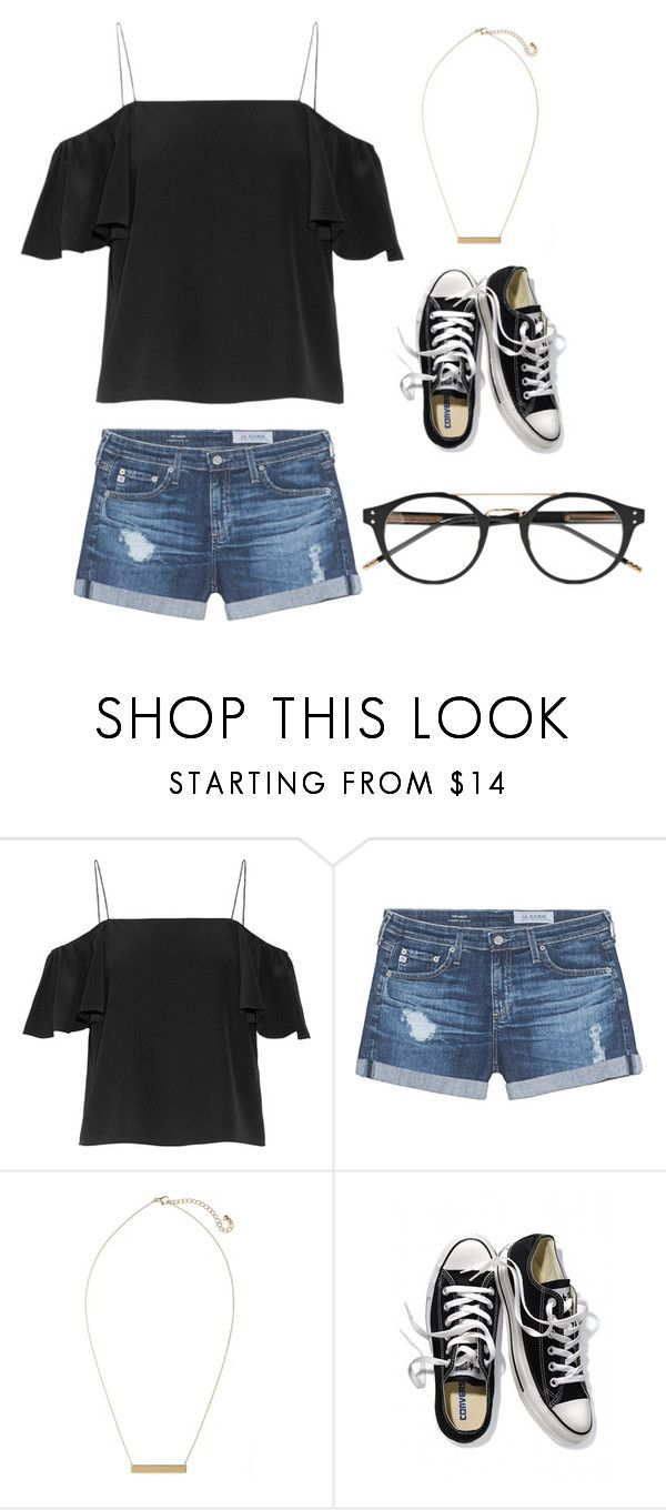 """Untitled #42"" by moriartylauren on Polyvore featuring Fendi, AG Adriano Goldschmied, BP., Victoria's Secret and Bottega Veneta"