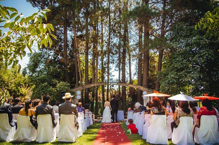 Nicolás y Alejandra » Fotógrafo de Matrimonios