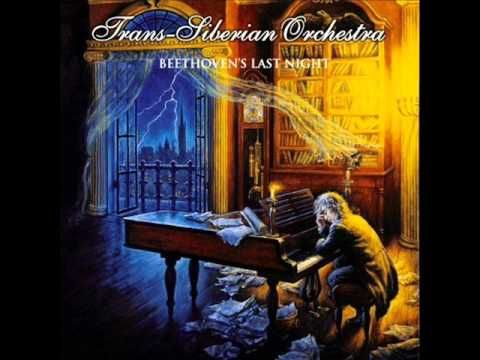 Trans-Siberian Orchestra - Beethoven's Last Night (Full Album)