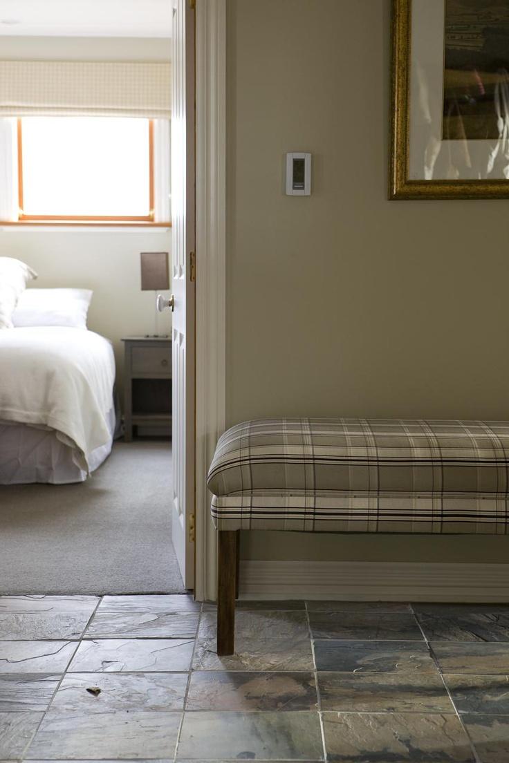 Enter into a luxury retreat