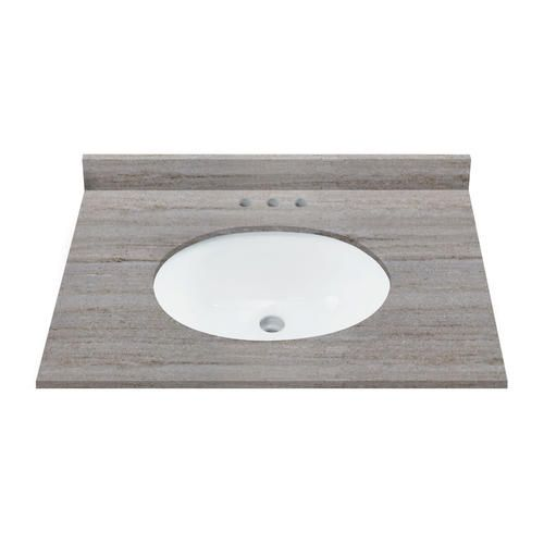 31 Quot X 22 Quot Coastal Sands Natural Granite Vanity Top At