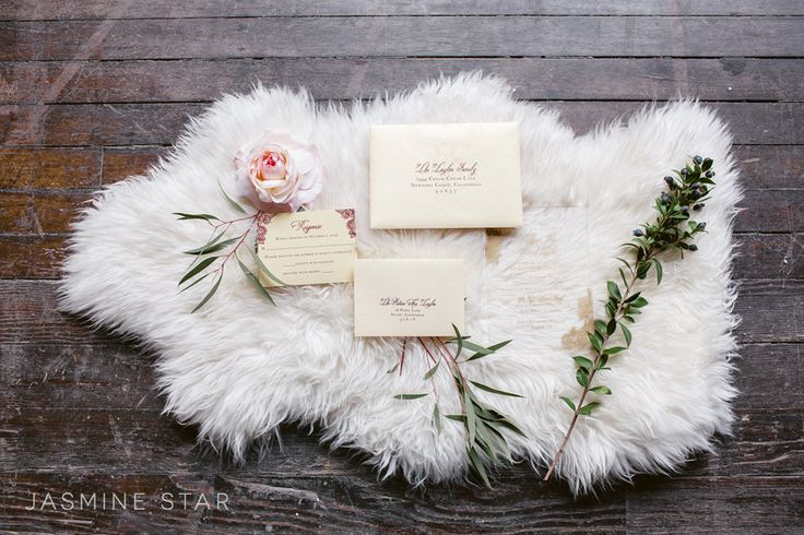 How to Photograph Wedding Invitations - Jasmine Star Photography Blog