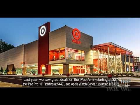 2488acbf386 The Top 5 Stores for Black Friday Deals Online in 2017 5  Target 4 eBay 3  Kohl s 2 Best Buy 1 Amazon. Original on  Youtube