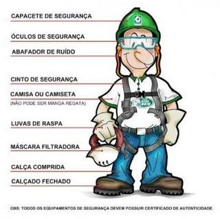 Protecção Individual para todos os trabalhadores