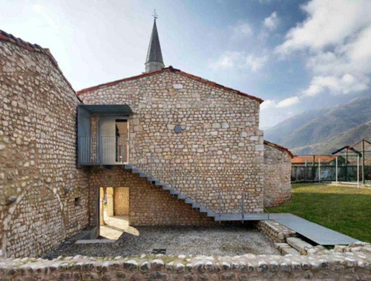 furlan&pierini architetti, arch.giorgio del fabbro, Gianluca Zanette, gianni mirolo · restauro edificio