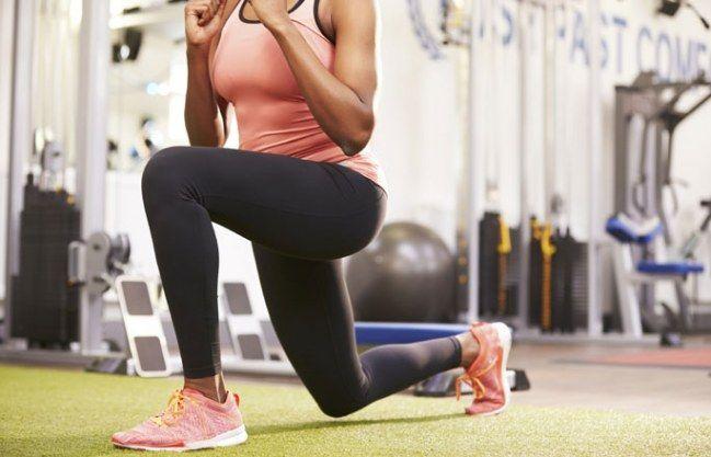 Straff, schlank, perfekt geformt! 7 Übungen für die Oberschenkel