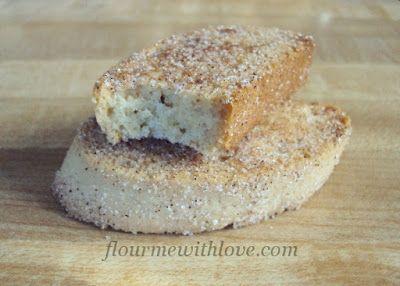 Flour Me With Love: Paximathia