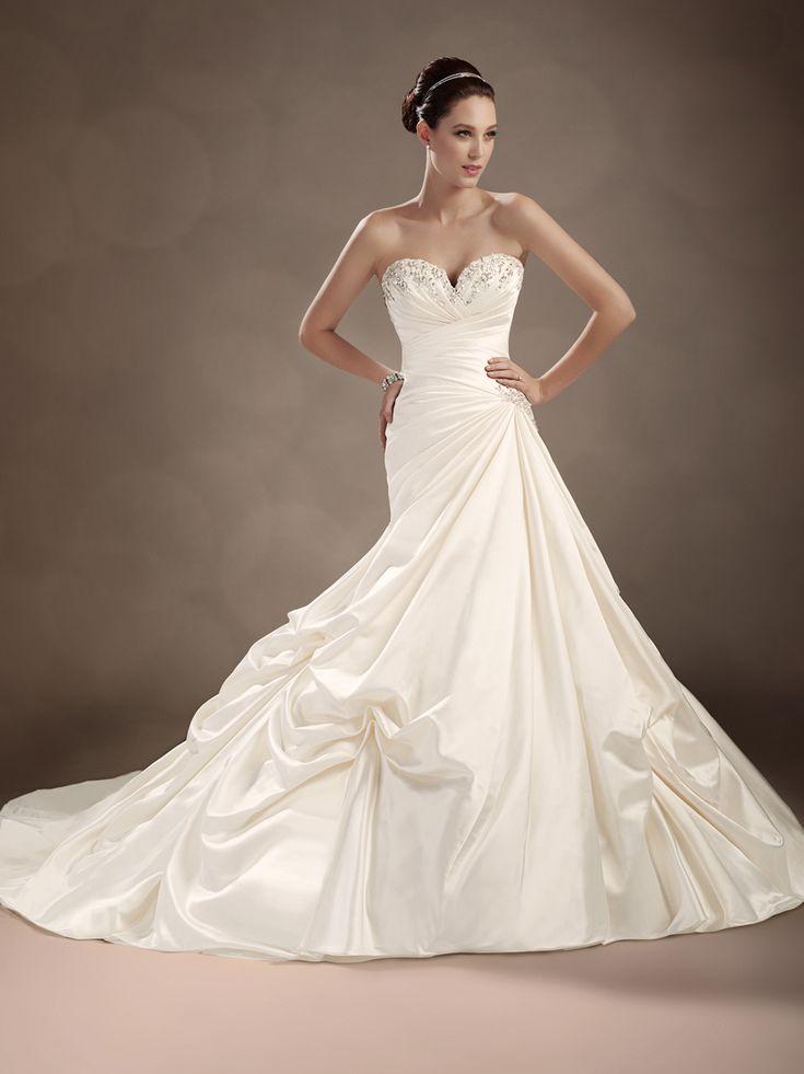 53 besten Wedding Dresses Sophia Tolli Bilder auf Pinterest ...