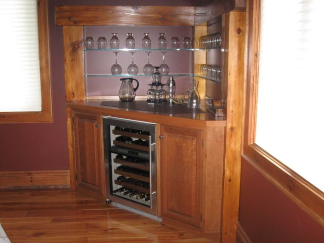 Corner Bar Furniture for Sale | Corner wine bar