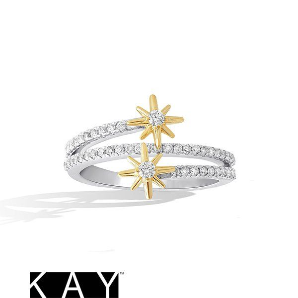 Because Mom S Light Guides You Always This Star Diamond Ring Makes The Perfect Gift For Mother S Day With Images Diamond Star Women Rings
