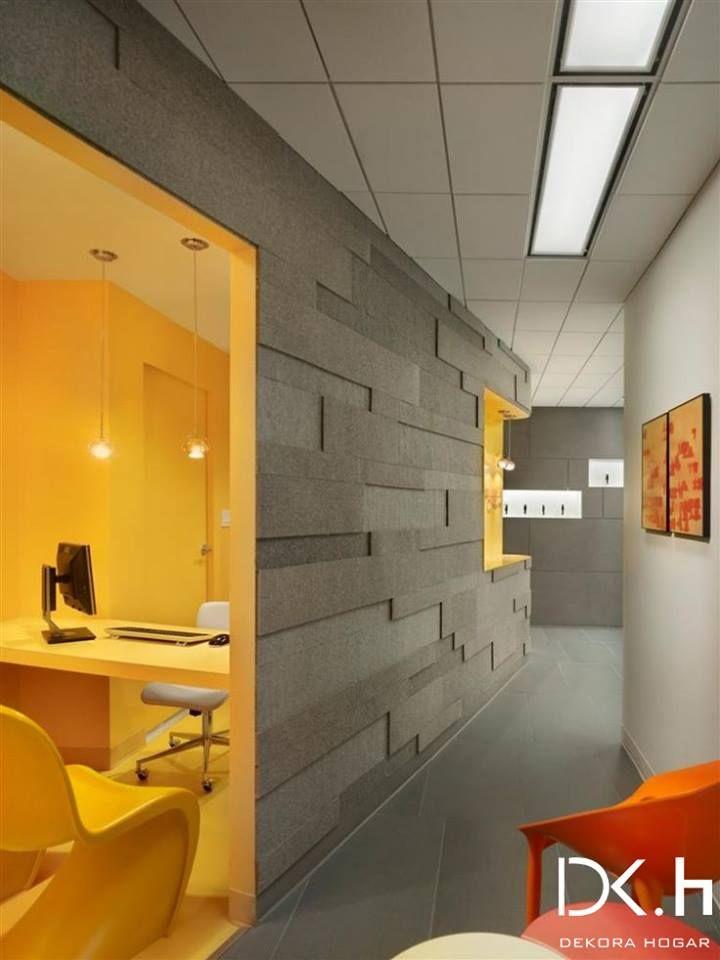 Oficinas Modernas y Frescas #decoracion #oficinas